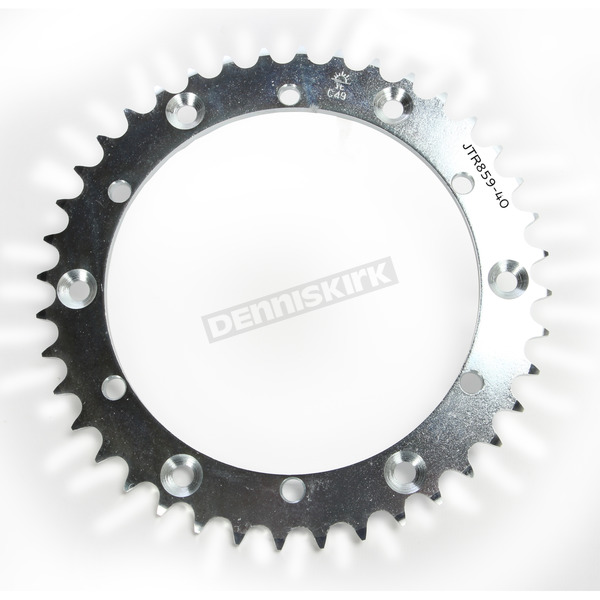 40 Tooth Rear Steel Sprocket For 520 Chain - JTR853.40