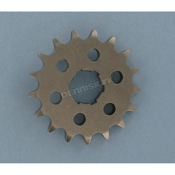 Parts Unlimited 17 Tooth Sprocket - K22-2628