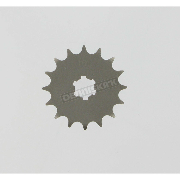 Parts Unlimited 16 Tooth Sprocket - K22-2613