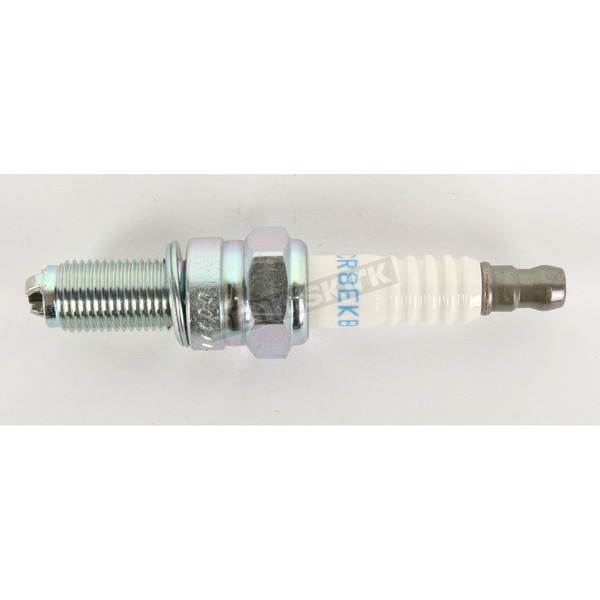 NGK Two-Ground Electrode Spark Plug - CR8EKB
