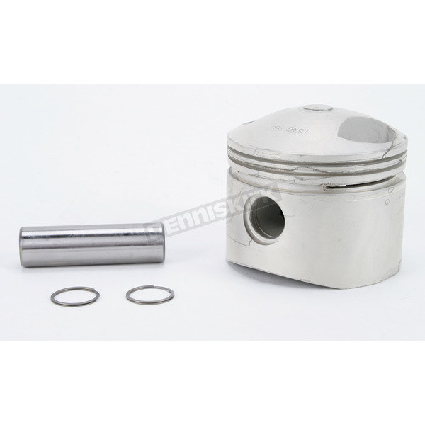 Drag Specialties High Compression Piston - 3.538 in. Bore/8:1 Ratio - DS-750724