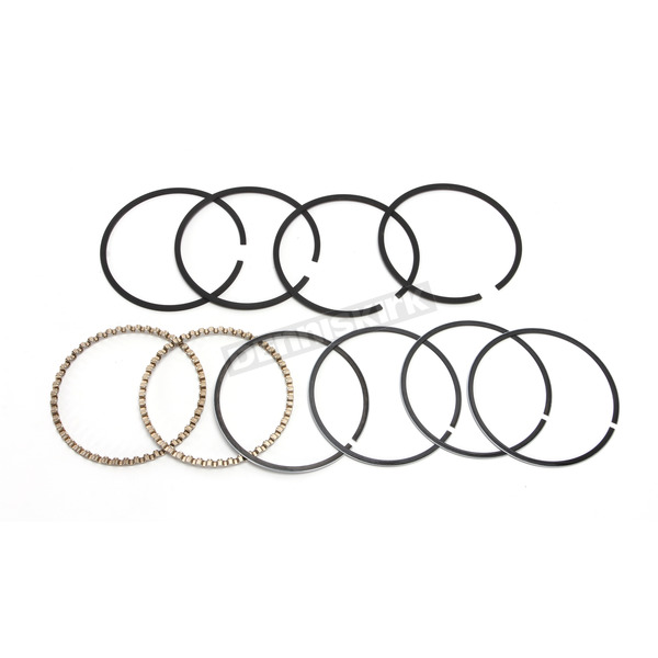 Hastings Piston Ring Set - 3.528 in. Bore - 6164030
