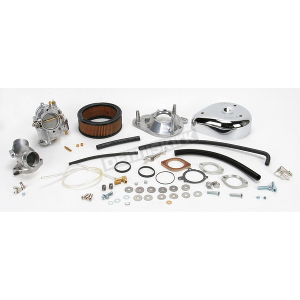 S&S Cycle 2 1/16 in. Super G Carb Kit - 11-0427