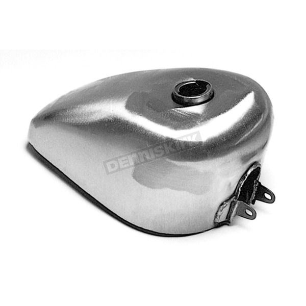 Custom Chrome Peanut Gas Tank - 12724