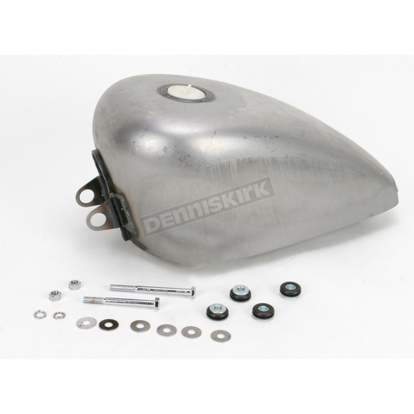 Drag Specialties Rubber Mount Gas Tank - DS-391224