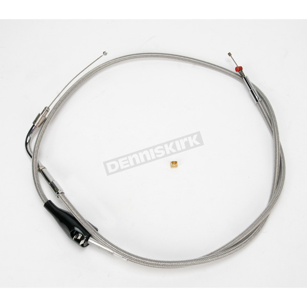 Barnett 31 in./13 in. Stainless Steel Idle Cable for Models w/Cruise Control - 102-30-41002-06