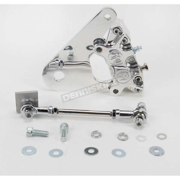 Performance Machine Rear Caliper Kit for Custom Rigid Frames - 1271-0052-P