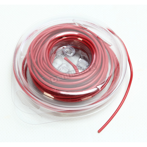 Drag Specialties 16-Gauge Red Primary Wire - DS-305182