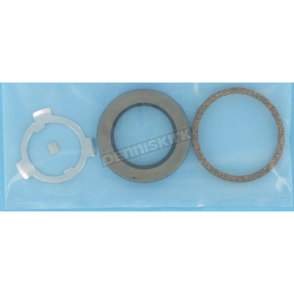 Genuine James Large Mainshaft Oil Seal for 4-Speed Transmissions - 35230-39-DL