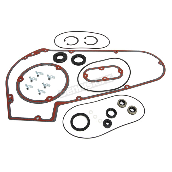 Genuine James Primary Gasket, Seals and O-Ring Kit  - 60538-85-K