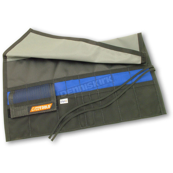 Cruz Tools Roll-Up Tool Pouch - TPOUCH1