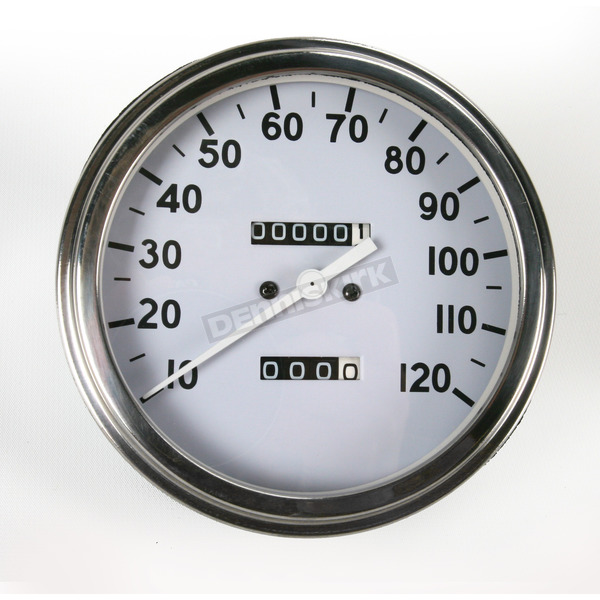Drag Specialties 2240:60 Speedometer 36-40 Face - DS-243877