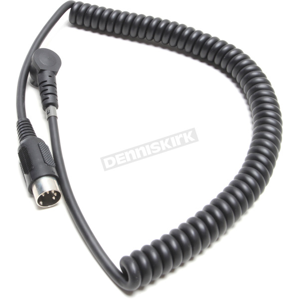 J&M Corporation Replacement 1-piece Hook-Up Cord w/5-pin right angle, 