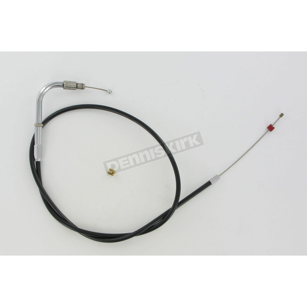 Barnett Black Vinyl 42 in. Throttle Cable - 101-30-30009