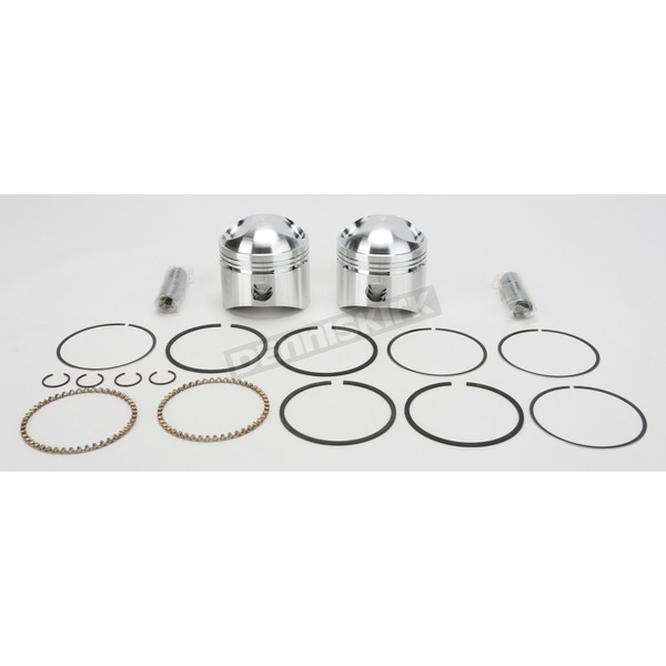 Wiseco High-Performance Forged Piston Kit - K1607