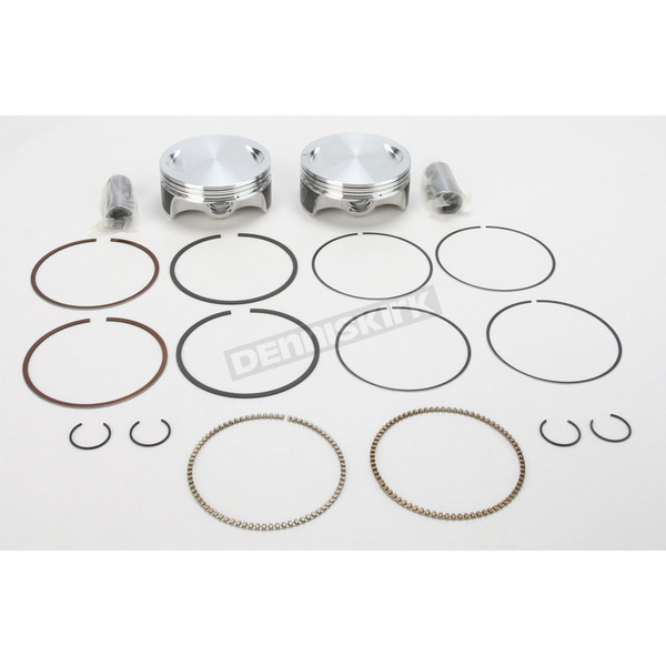 Wiseco High-Performance Forged Piston Kit - K1757