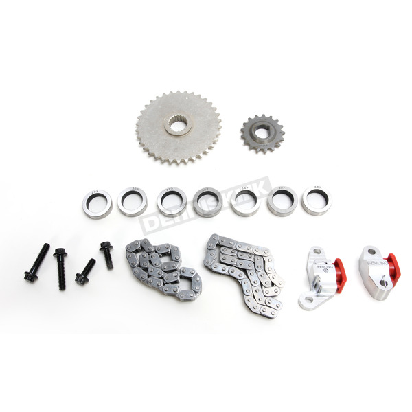Feuling Motor Company Hydraulic Cam Chain Tensioner Conversion Kit - 8081