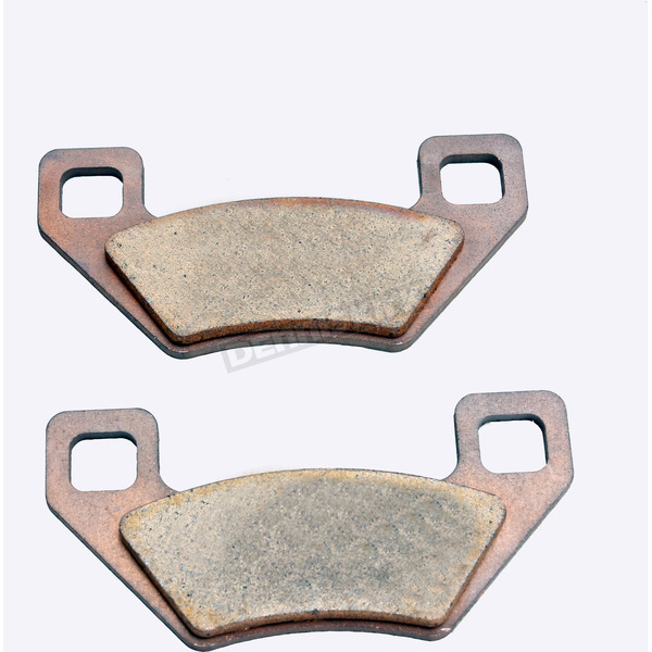 DP Brakes High Friction HH+ Sintered Metal Brake Pads - SDP512SNX