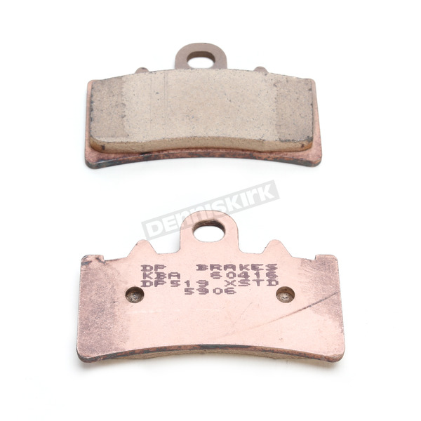 DP Brakes DP Brake Standard Sintered Brake Pads - DP519
