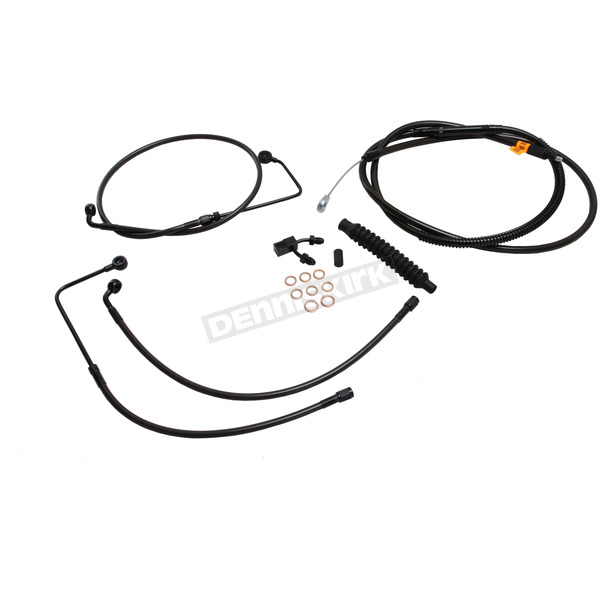 Midnight Standard Handlebar Cable Kit for 12