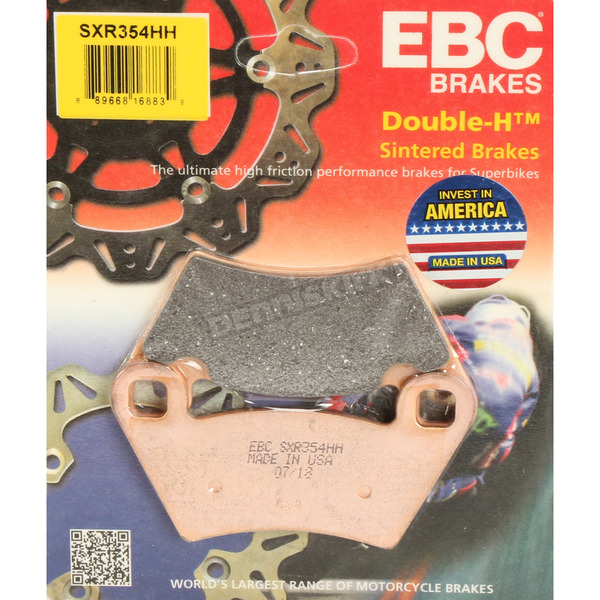 SXR Side By Side Race Fomula HH Sintered Brake Pads - SXR354HH
