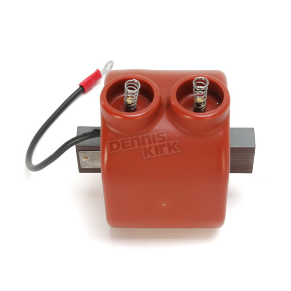 Drag Specialties 12V Orange External Ignition Coil - 2102-0365