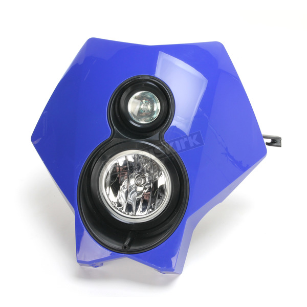 Trail Tech Blue X2 Headlight - 36T5C-70