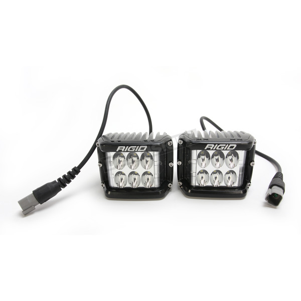 Rigid Industries D-SS Dually Side Shooter LED Driving Lights - 26231