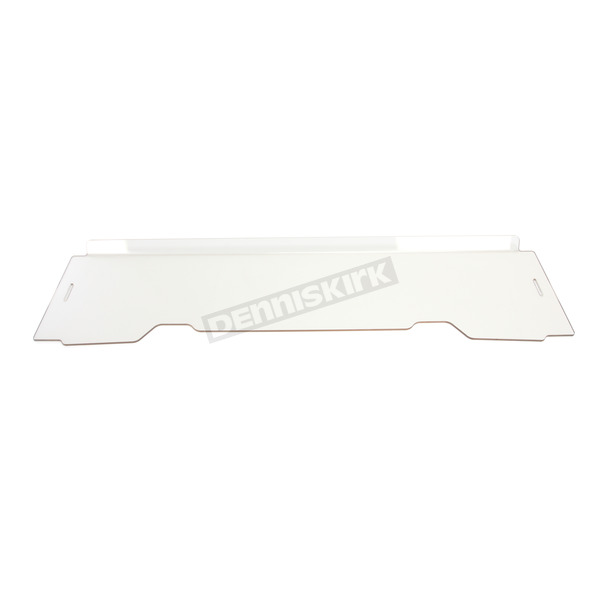 Seizmik Two-Side Hard Coated Polycarbonate Half  Windshield - 25014