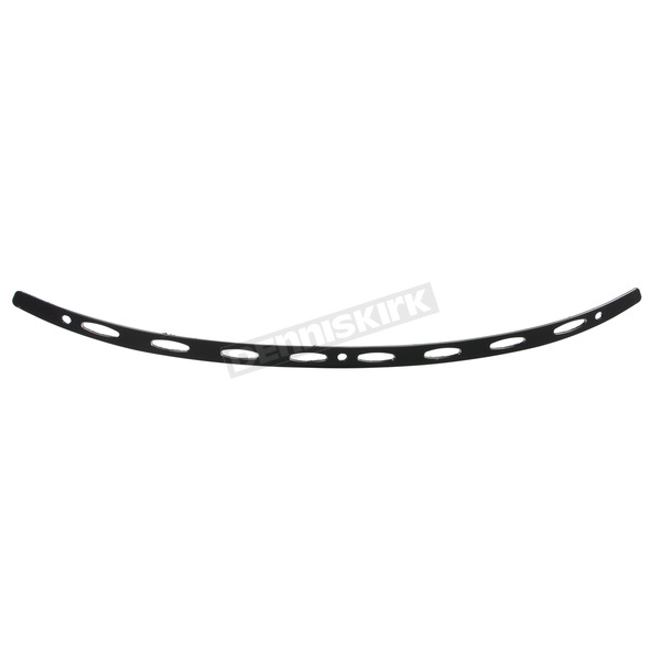 Memphis Shades Black Contrast Ellipse Windshield Trim - MEB0946