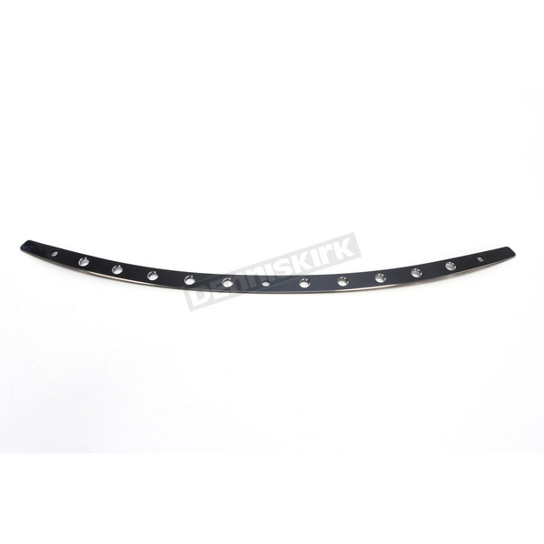 Memphis Shades Black Contrast Holes Windshield Trim - MEB0976