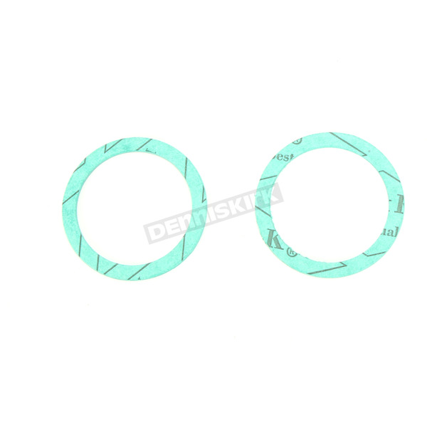 Lower Pushrod Cover Gaskets - 15-0283