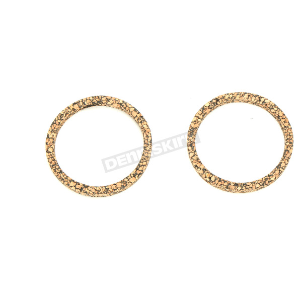 Middle Pushrod Cover Gaskets - 15-0282