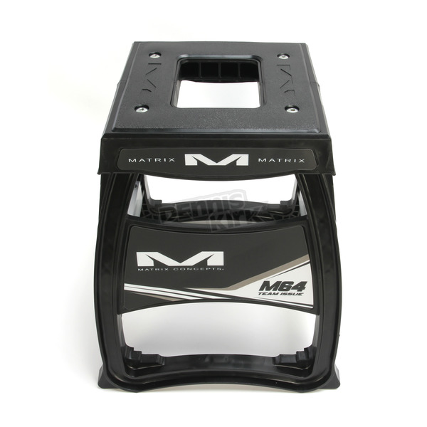 Matrix Concepts Black/White M64 Elite Stand - M64-101