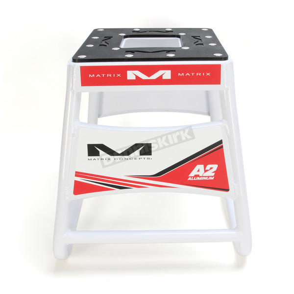 Matrix Concepts Red/White A2 Aluminum Stand - A2-102