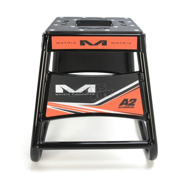 Matrix Concepts Orange/Black A2 Aluminum Stand - A2-106