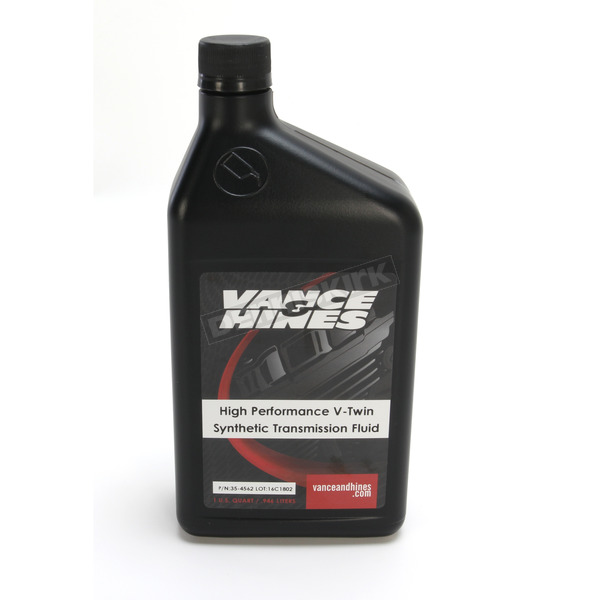 Vance & Hines High Performance 75W140 Synthetic Transmission Fluid - 35-4567