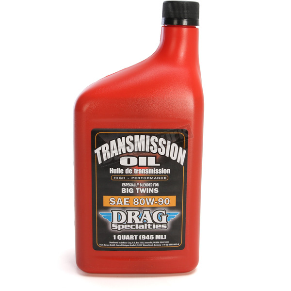 Drag Specialties 80W-90 Transmission Oil - 3603-0040