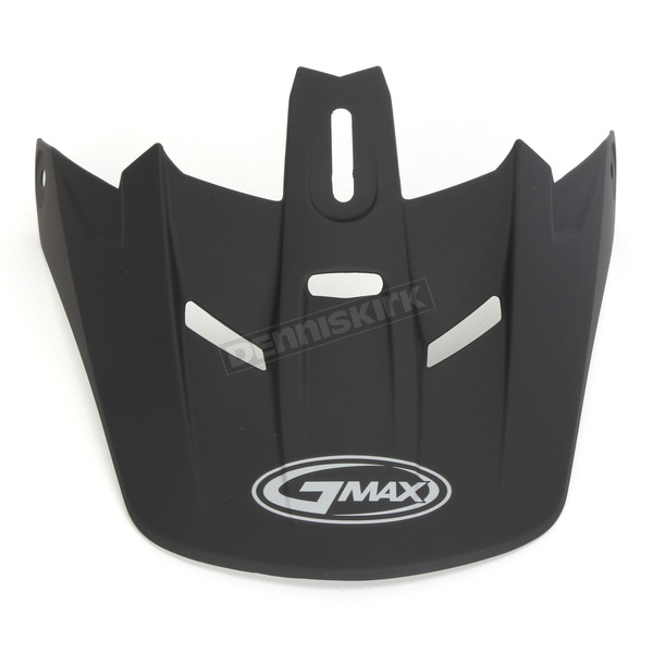 GMax Matte Black Visor for GM46.2 X-Small to Small Helmet - 72-1180