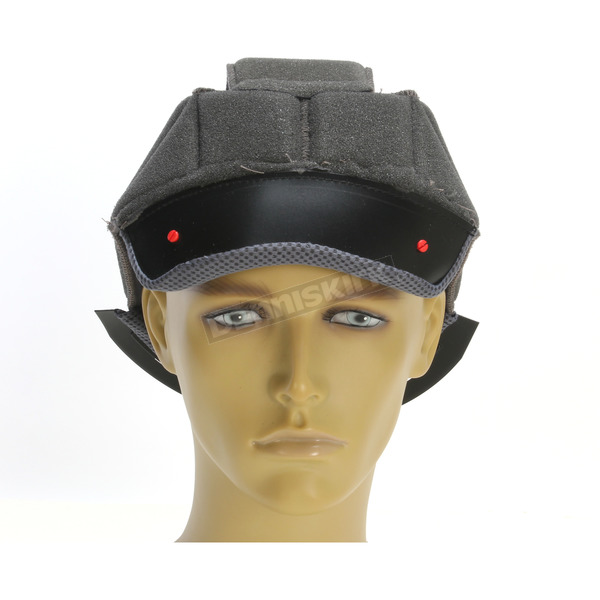 HJC Gray Liner for CS-R3 Helmets - 15mm - 60-4202F