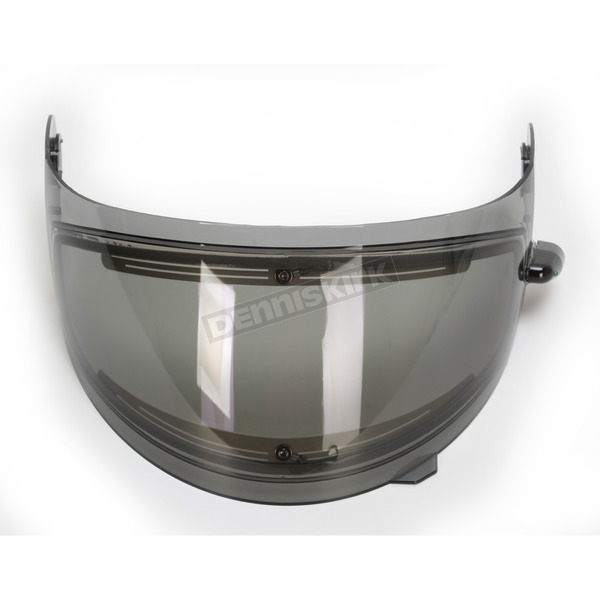 GMax Smoke Tint Electric Shield for FF49 Helmets - 72-0899