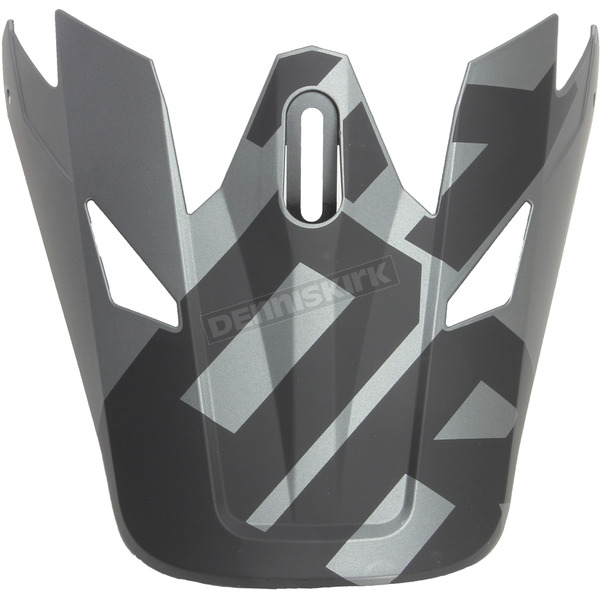 Thor Visor for Black/Gray Sector Level Helmet  - 0132-1127
