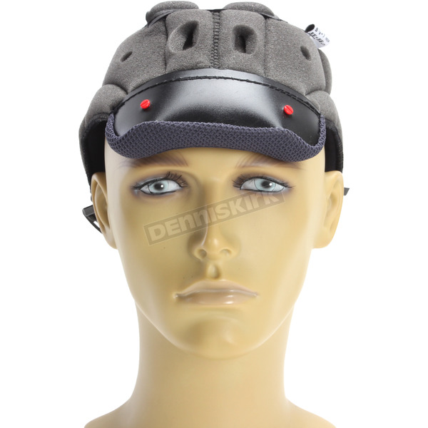 HJC Black Liner for X-Small to Small FG-Jet Helmets - 640-012