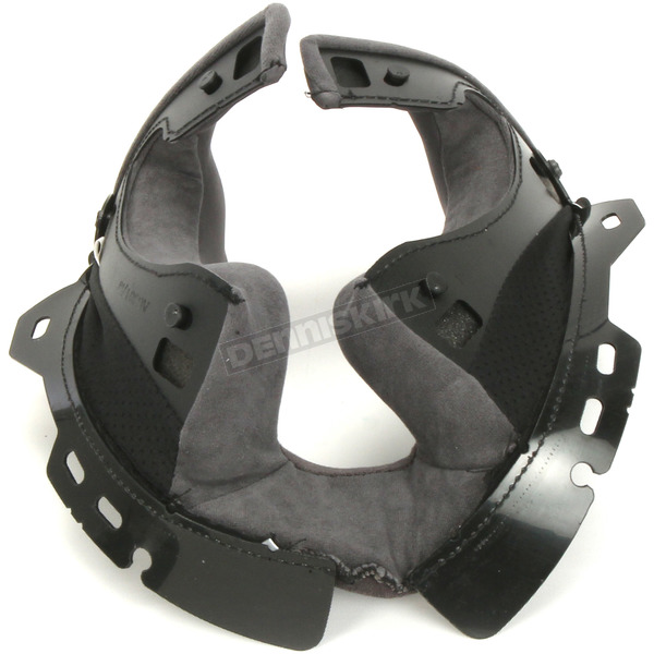 AGV Black Cheek Pads for the Sport Modular Helmet - KIT12023999