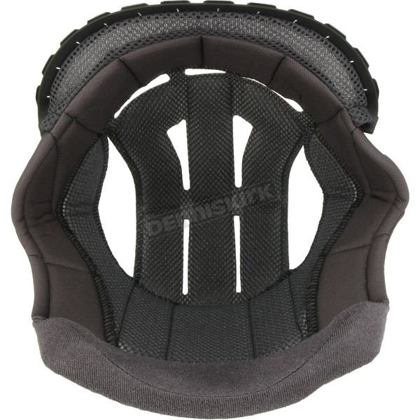 Gray Center Pad for Large GT-Air II and J-Cruise II Helmets - 9mm - 0219-4205-06