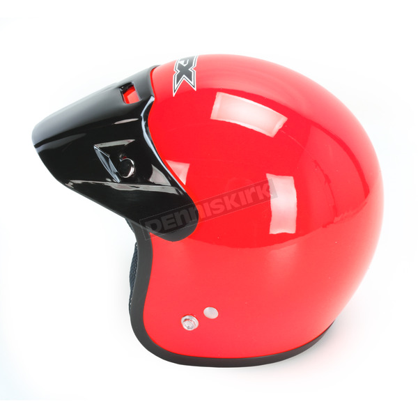 AFX Youth Safety Orange FX-75 Helmet  - 0105-0034