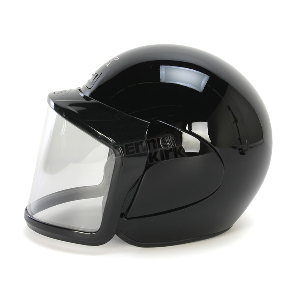 CKX Black VG975 Snow Helmet - 349693