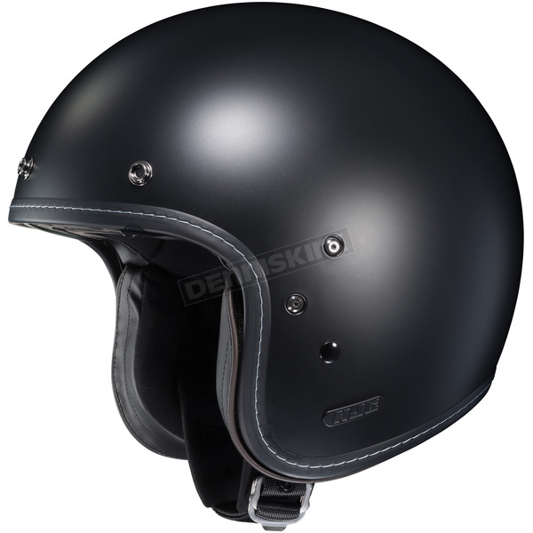 HJC Semi-Flat Black IS-5 Helmet - 432-635