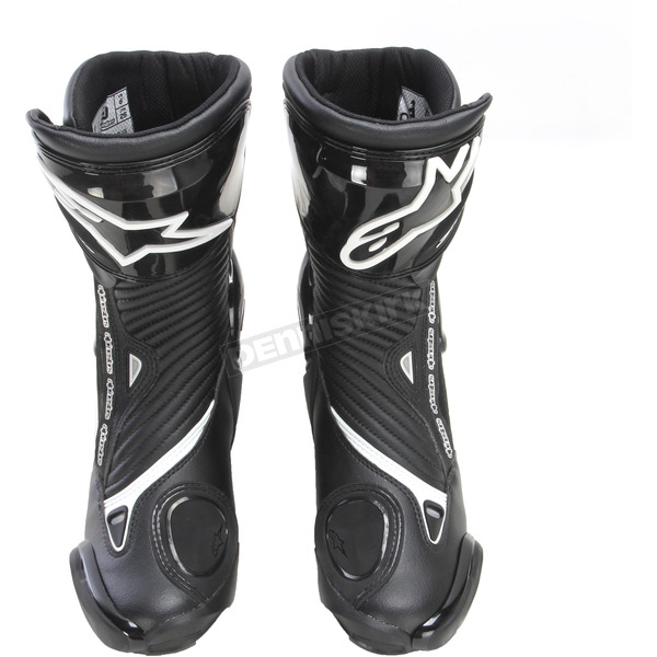 Alpinestars Black SMX Plus Boots - 2221015-10-38
