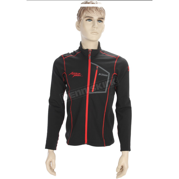 Klim Black Honda Inferno Jacket - 3354-005-150-100
